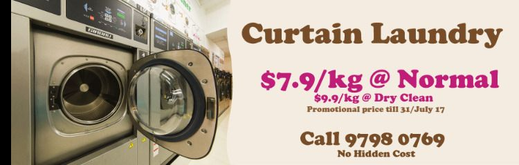Curtain Dry Cleaning Service Singapore Dry Cleaning Services