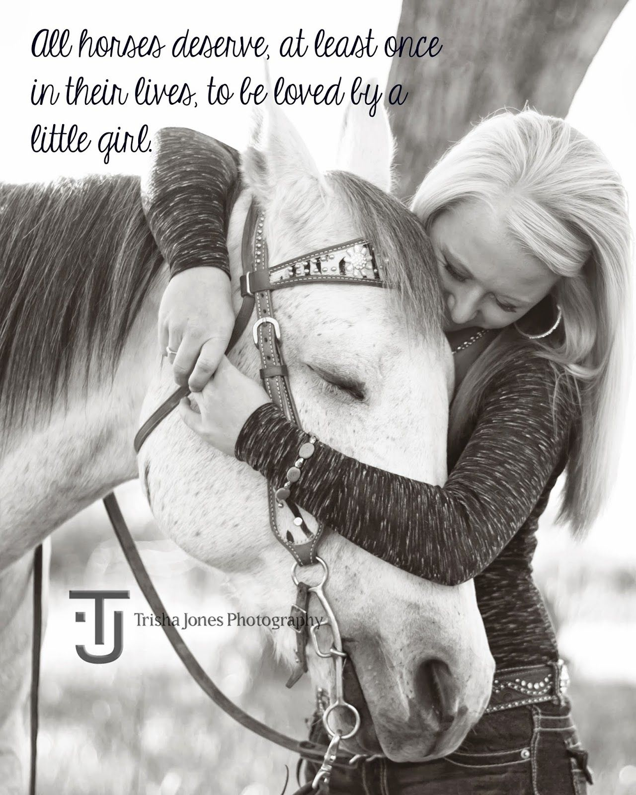 Girl And Her Horse Quotes QuotesGram