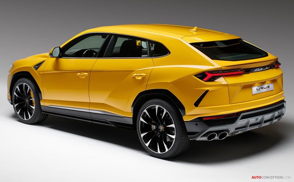 2018 Lamborghini Urus Suv Luxury Sports Cars Autos Lujosos