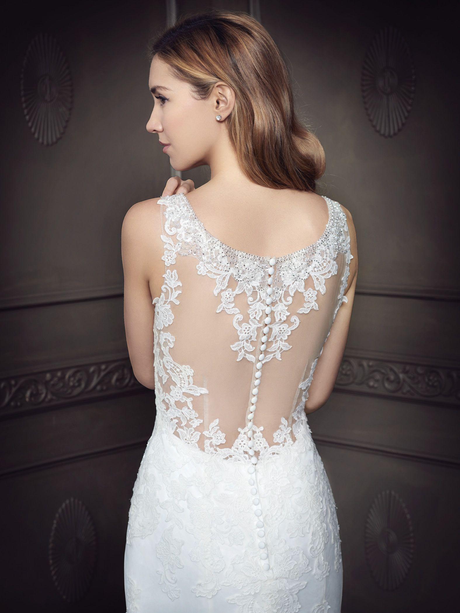 Ella Rosa Style BE330 weddingdress bridal