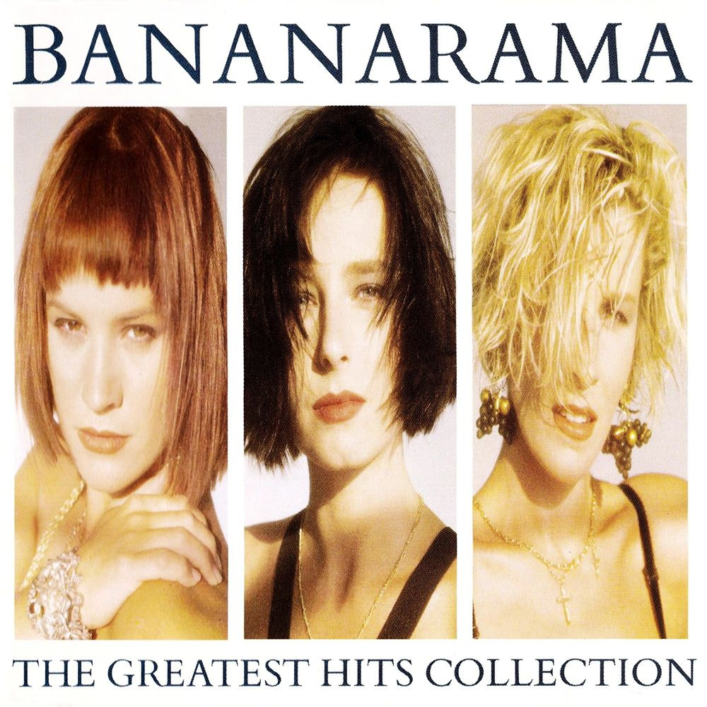 Bananarama album covers bananarama the greatest hits collection album cover album covers - Annie lennox diva album cover ...