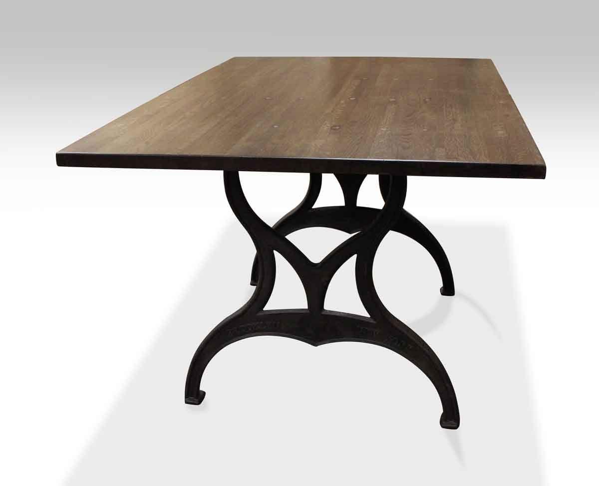 Fresh Wrought Iron Side Table Base