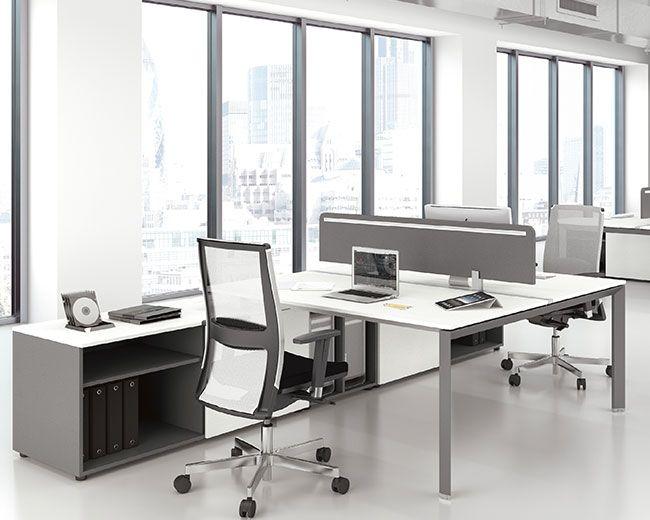 Arredo Ufficio Operativo collezione Essential   Ufficio ...