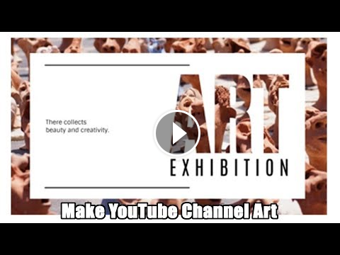 How To Make A Youtube Banner Without Photoshop Make A Youtube Banner For Free 2018 Atif Editz How To Ma Youtube Channel Art Channel Art How To Make Banners