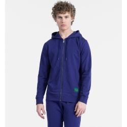 Outlet - Calvin Klein Kapuzenjacke mit Reißverschluss S - Sale Calvin KleinCalvin Klein