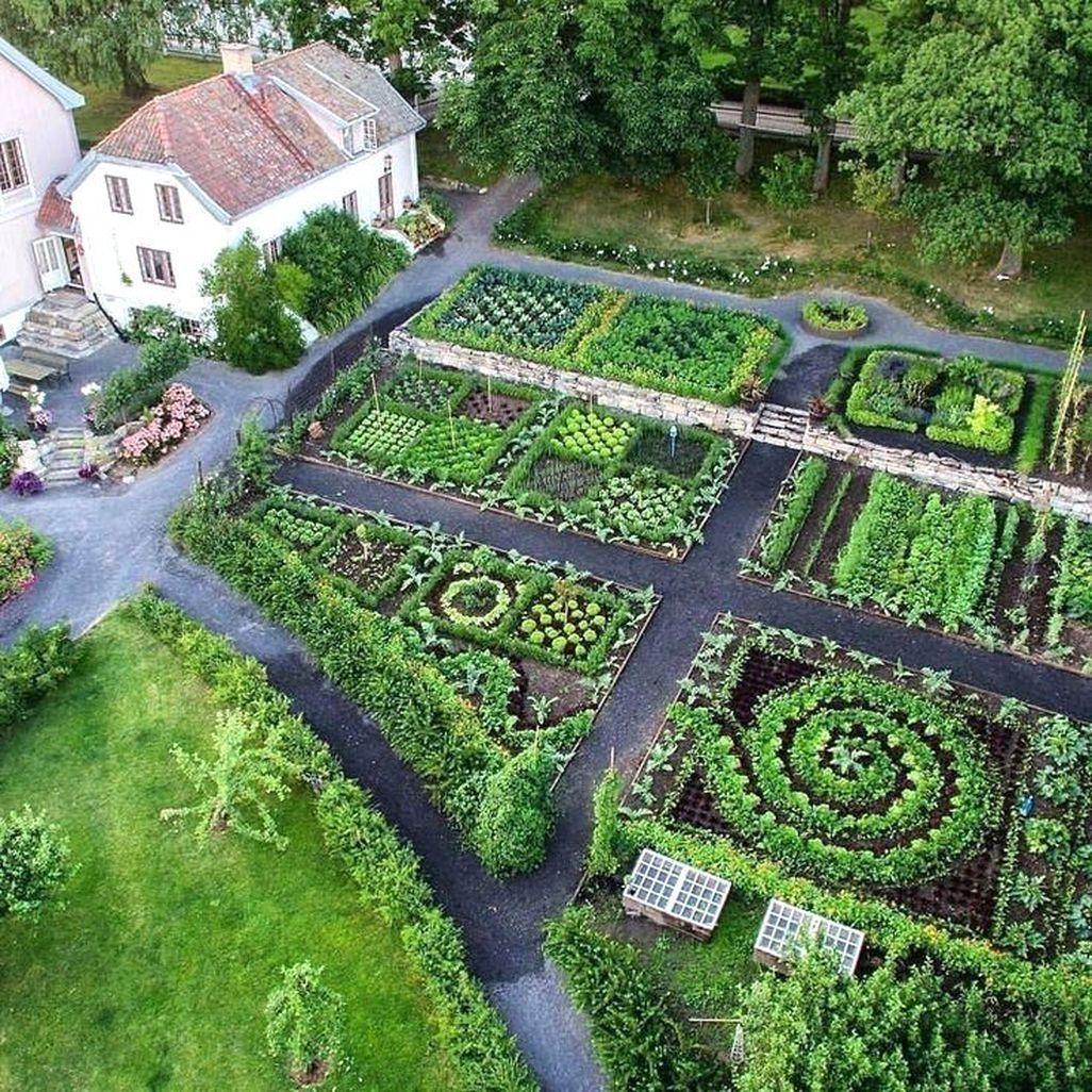 Nice 9 Most Popular Kitchen Garden Design Ideas. More at https ...