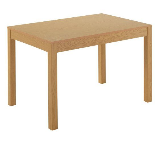 Buy HOME Addingham Extendable Dining Table at Argos visit