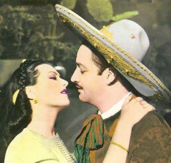 Jorge Negrete Y Gloria Marín Jorge Negrete Negrete Cine De Oro Mexicano