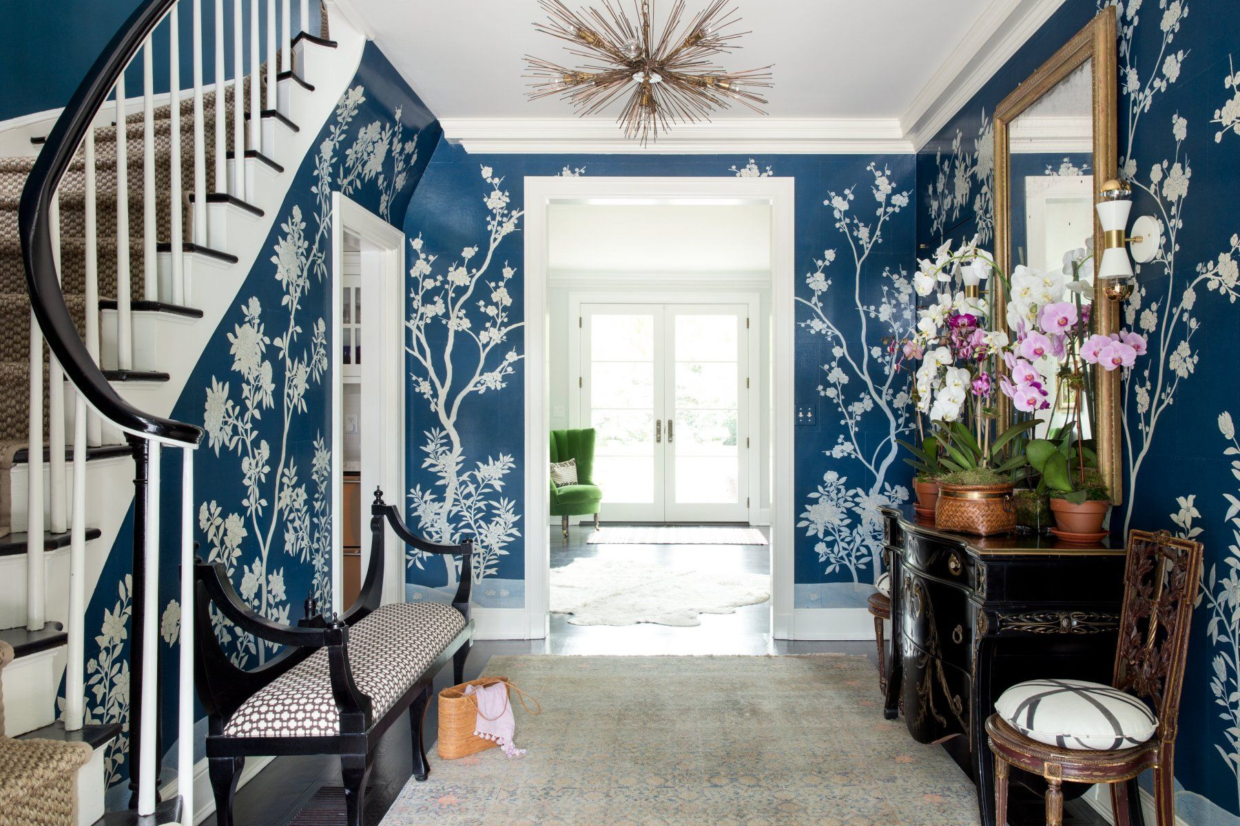 Gracie Studio Wallpaper Eclectic Decor House Painting Cost Decor Definition