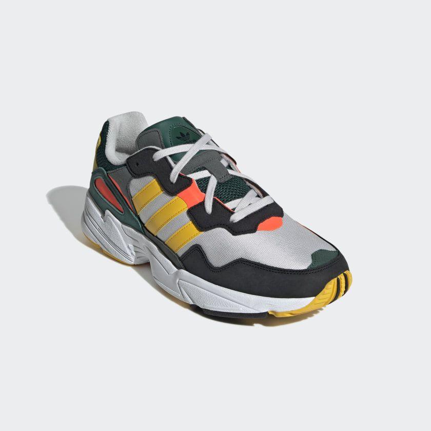 adidas Yung 96 Shoes Grey | adidas US | Adidas outfit