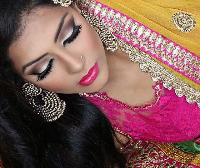 Maquiagem India ✨