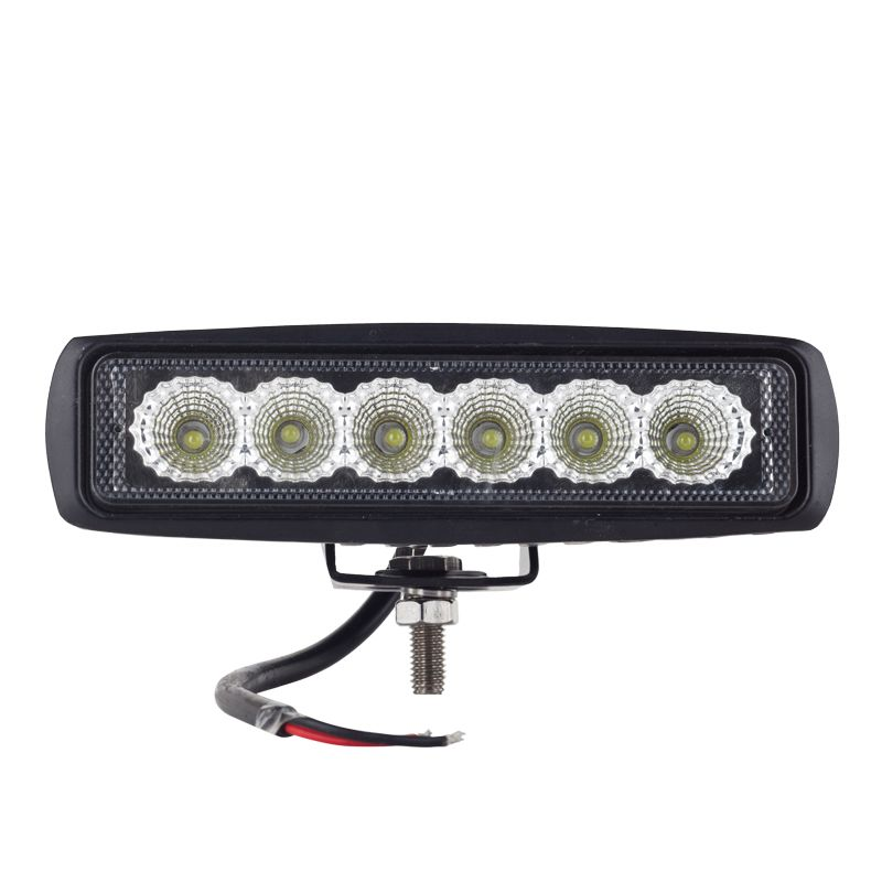 Led Day Time Running Light Spot Offroad 18w Led Worklight Lamp 12v 24v Tractor 4x4 Motorcycle External Light Bar External Lighting Led Work Light Work Lights