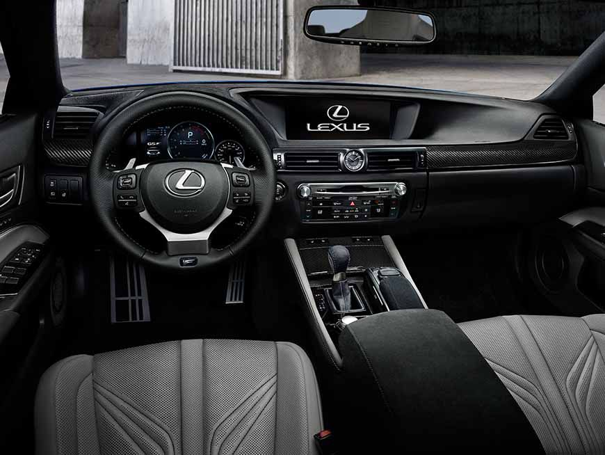 2020 Lexus GS F Luxury Sedan Lexus, Luxury sedan