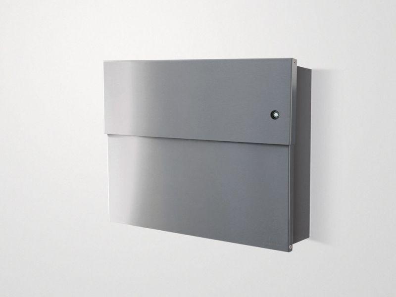 Radius Design Briefkasten Letterman Xxl 2 Edelstahl