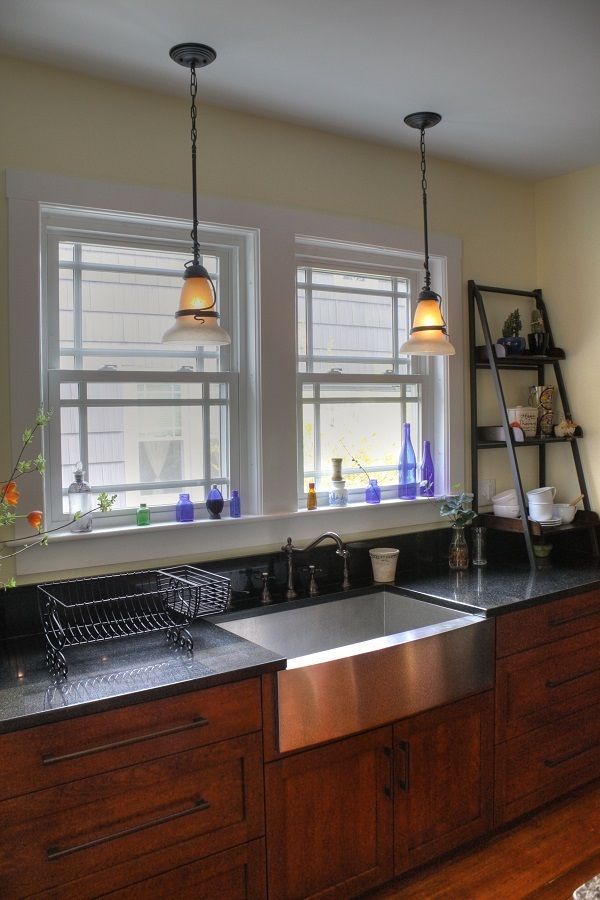 Transitional Small Kitchens Nashua NH   Country kitchen ...