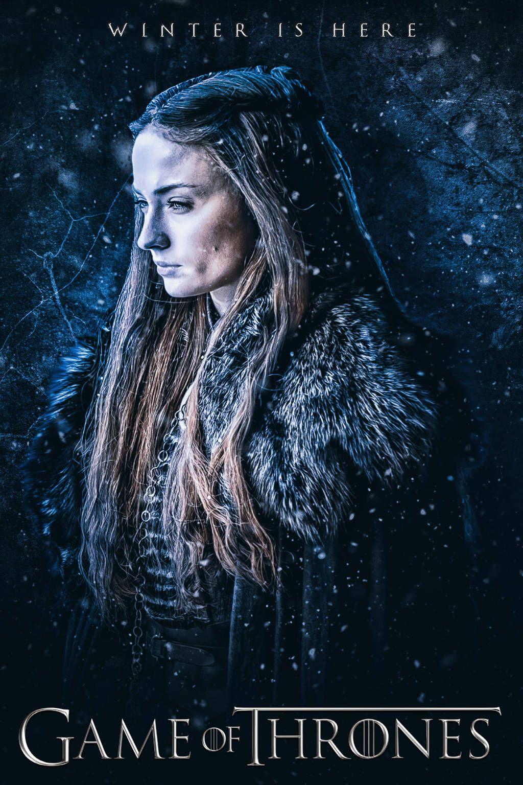 Game Of Thrones Wallpaper Sansa By Mattze87 On Deviantart Sansa