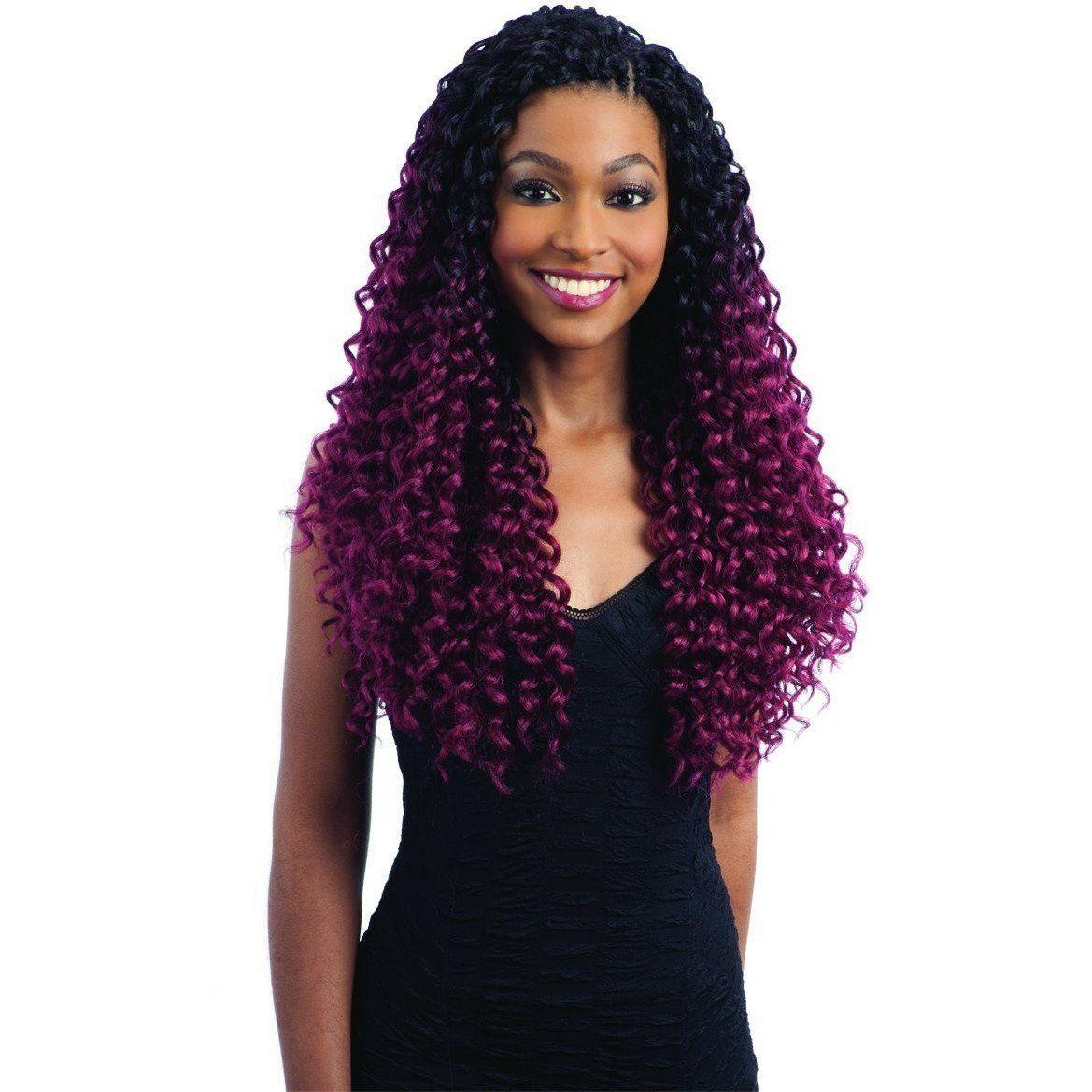 Park Art|My WordPress Blog_Layered Freetress Crochet Braid Hair