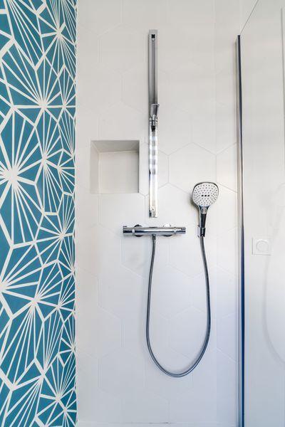 carreaux de ciment mosaic del sur carrelage hexagonal en. Black Bedroom Furniture Sets. Home Design Ideas