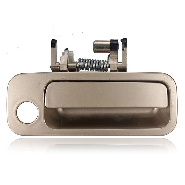 New Front Right Beige Outer Outside Exterior Door Handle For ...