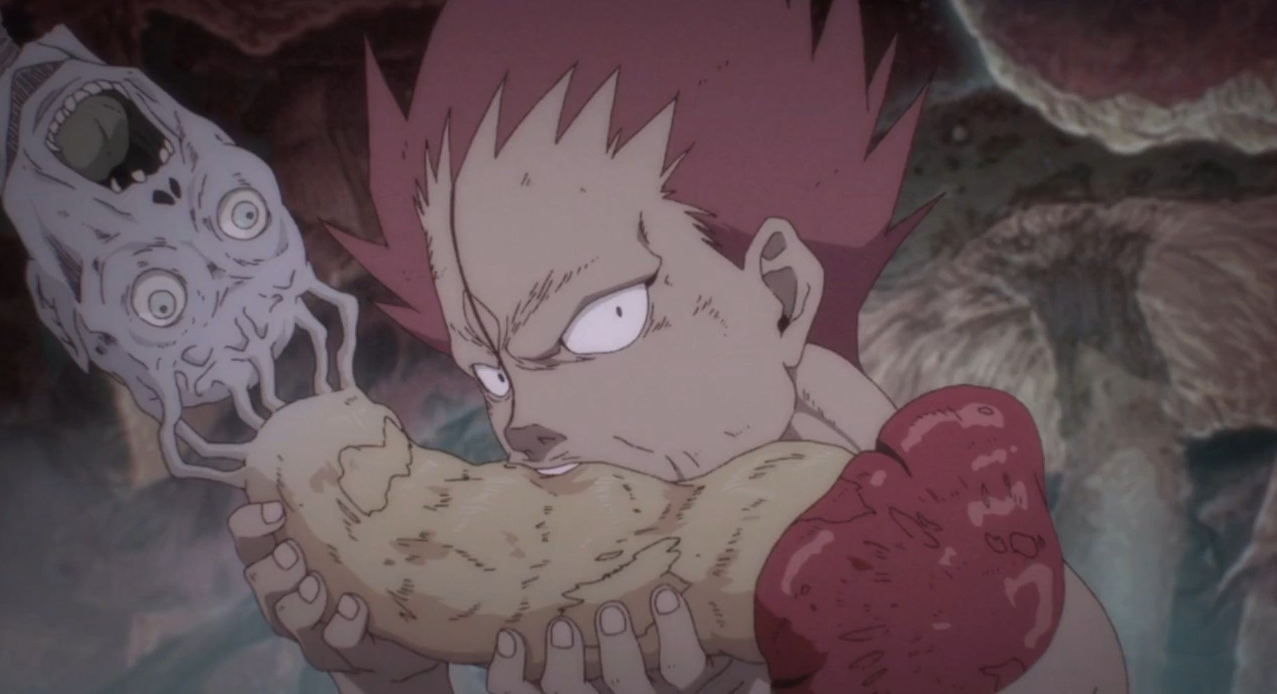Dorohedoro Episode 11 Recap and Review in 2020 A monster
