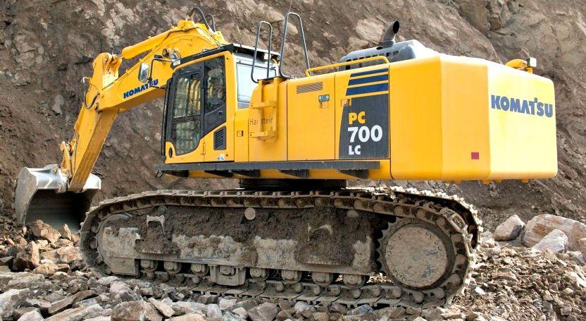 Komatsu Excavators: Extending The Hybrid Models Benefits | Fun