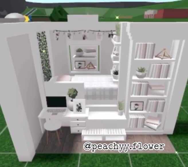 Bloxburghack Hashtag Videos On Tiktok House Decorating Ideas Apartments Simple Bedroom Design Tiny House Layout