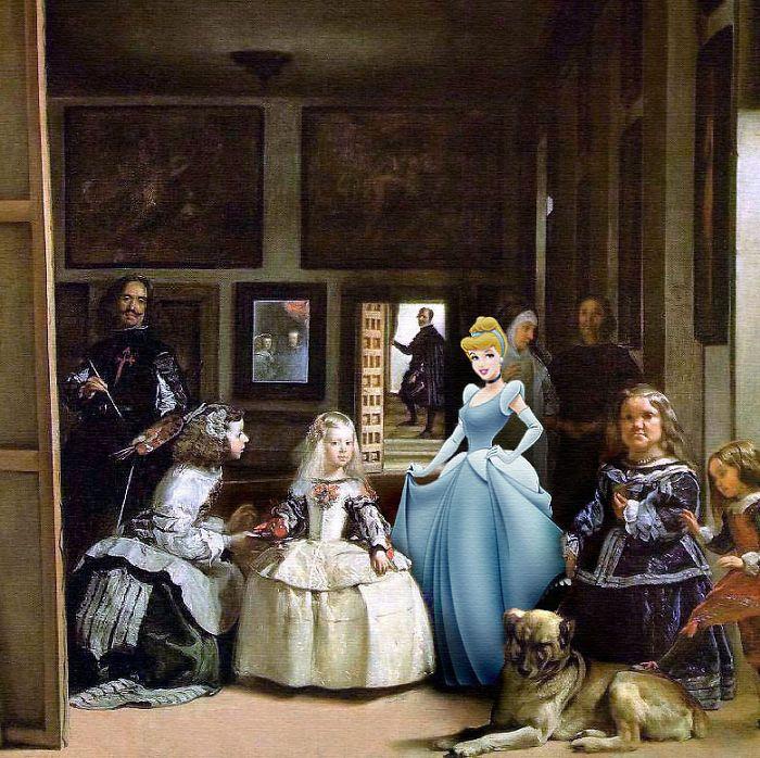 las meninas painter