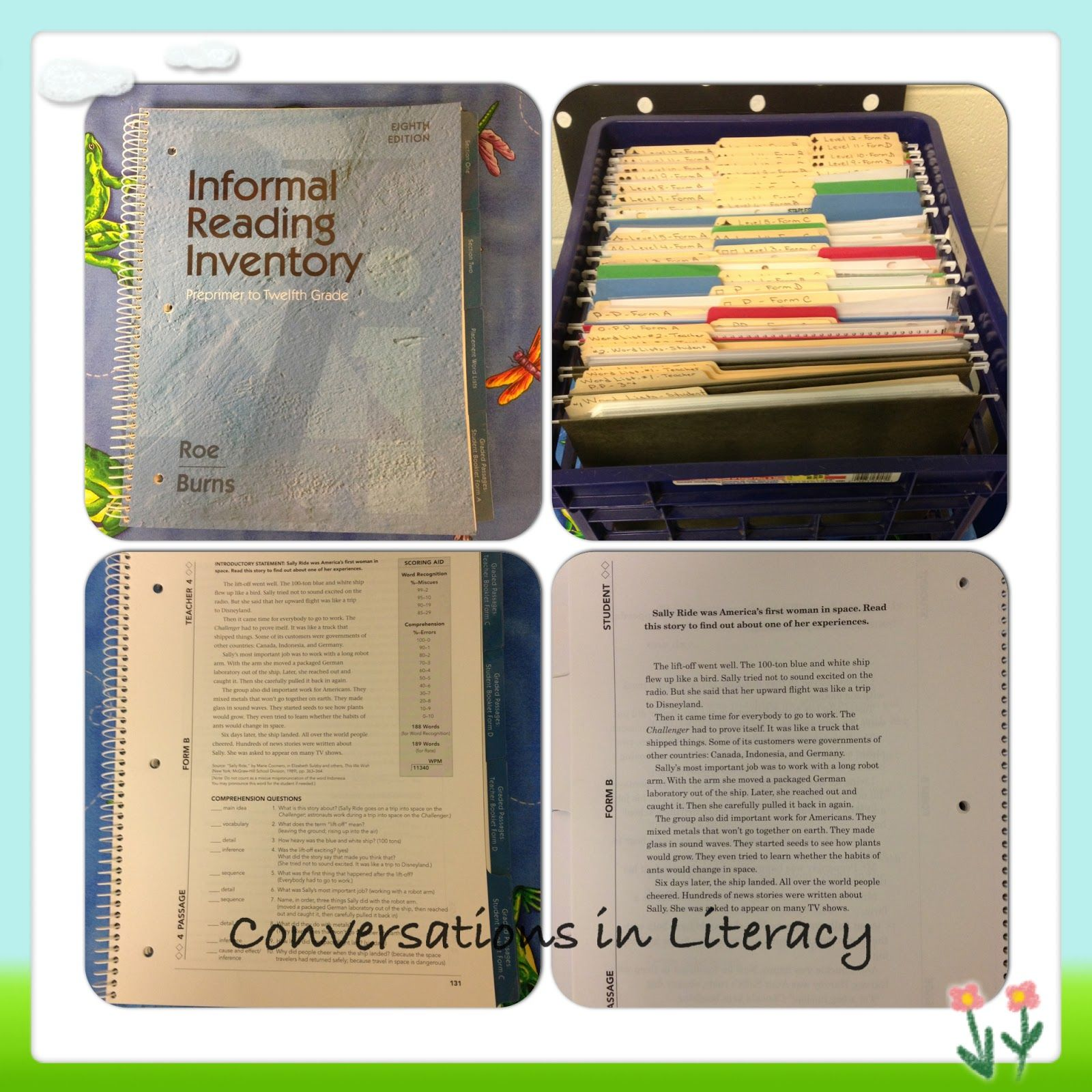 Iri Reading Assessments