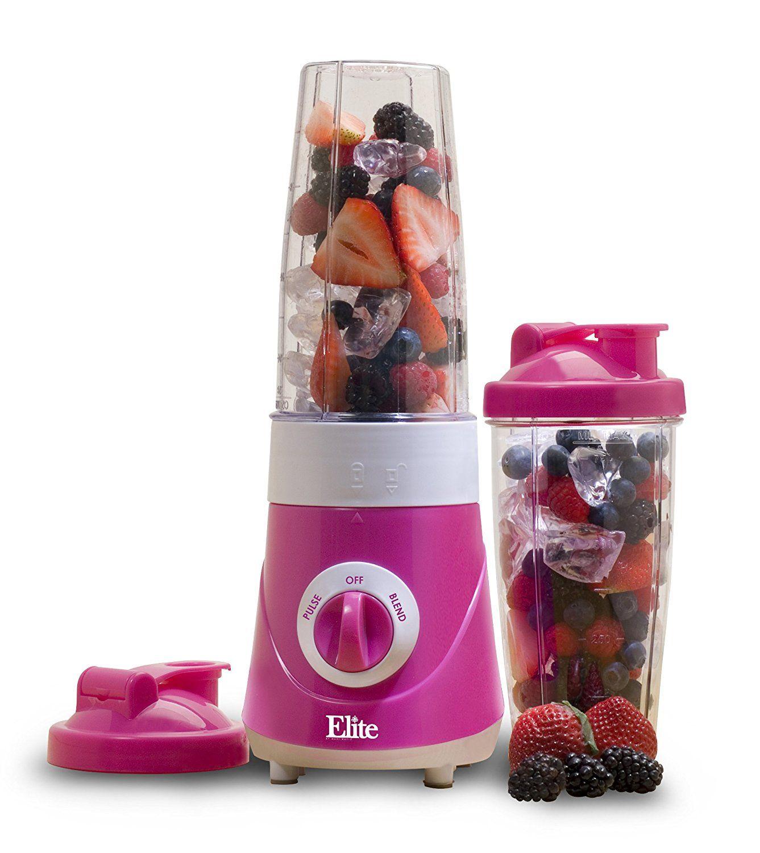 Elite cuisine epb2572p maximatic personal drink mixer
