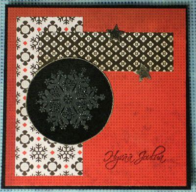A christmas card for P*skarteluhaaste #60