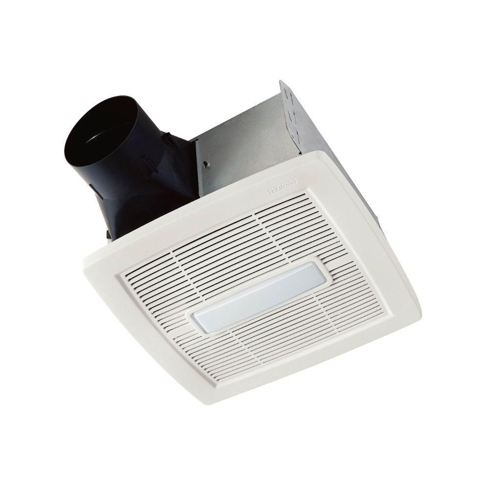 Merveilleux Recirculating Bathroom Fan With Light