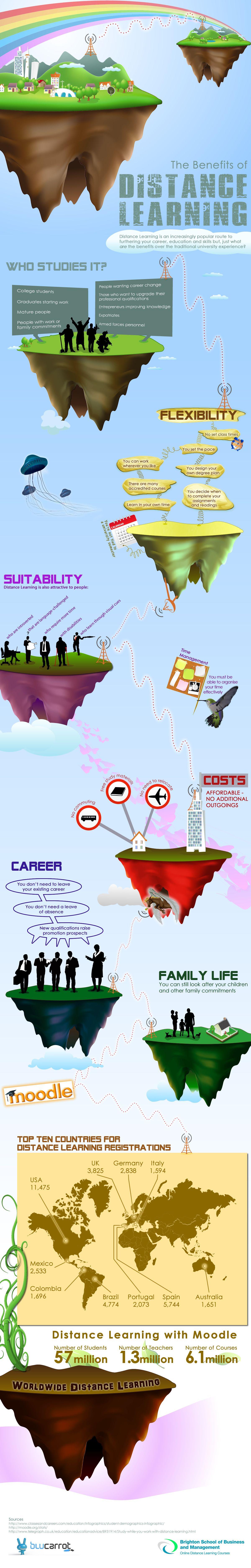 Distance education business plan
