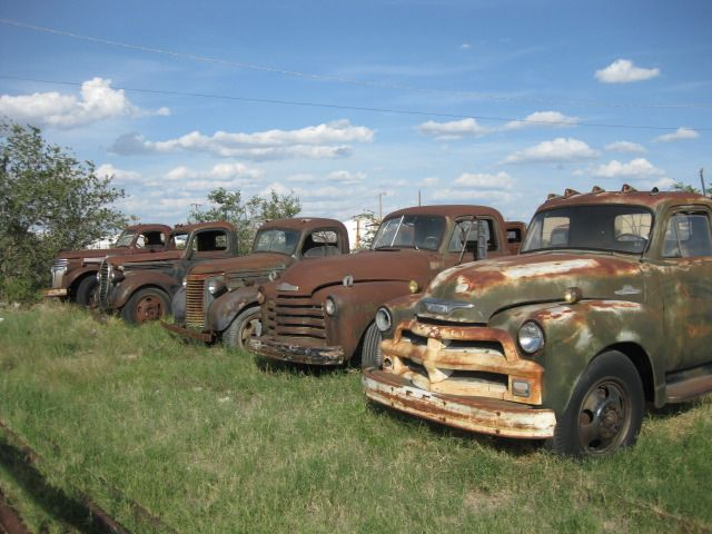 Selection Of Chevrolets Old Trucks Classic Cars New Roads