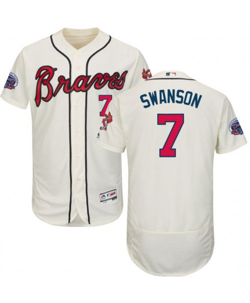 new arrival 1d6a1 b9d14 Pin by sdfsdgxv on braves jersey | Dansby swanson, Atlanta ...