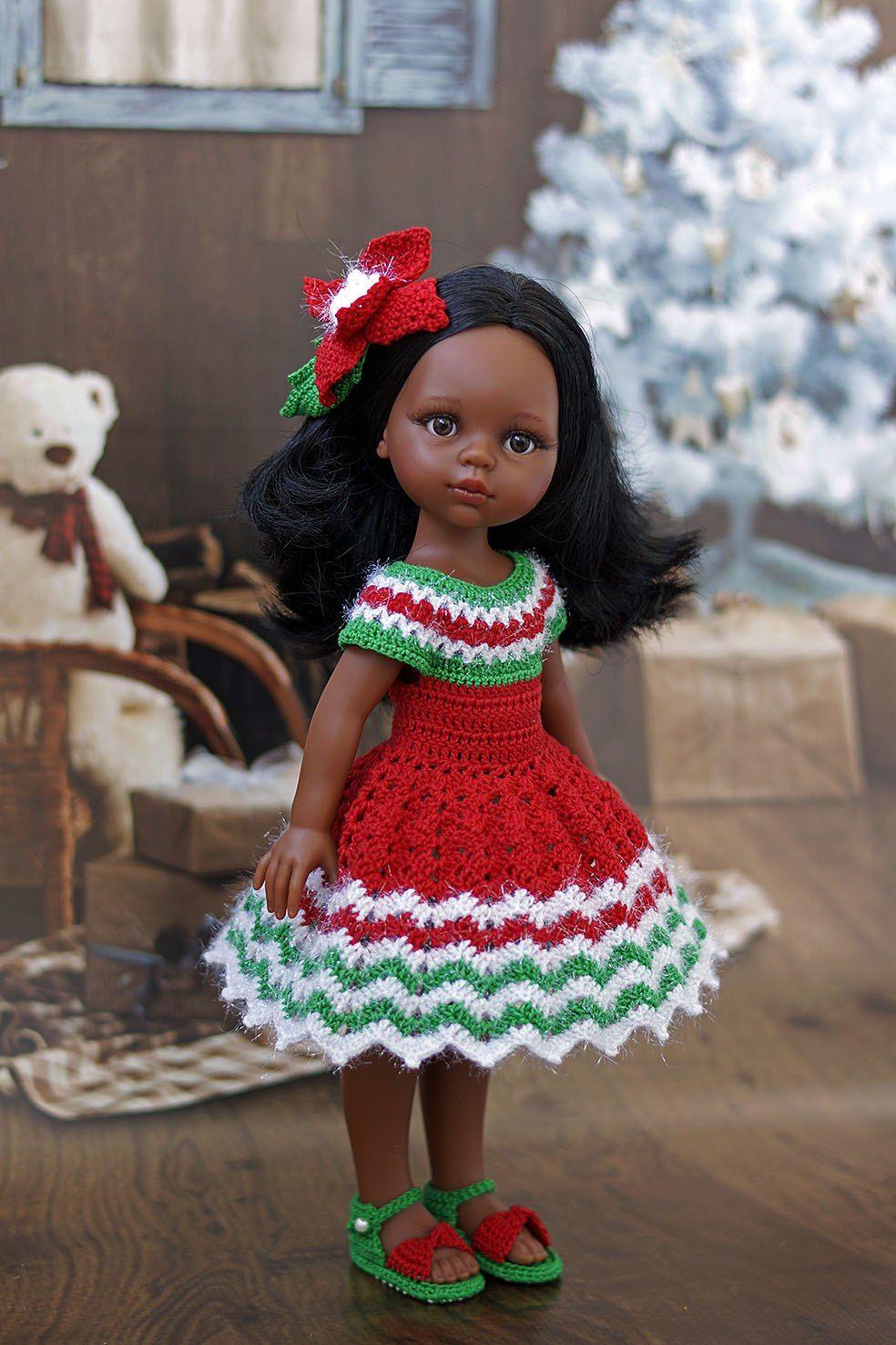 Испанские куклы Paola Reina   Dukker
