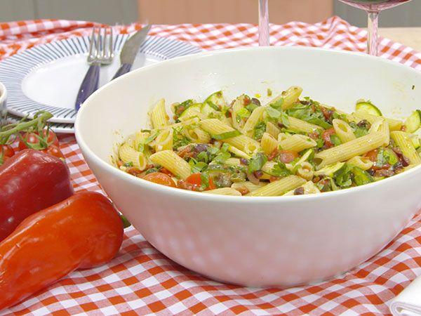 Tommys Basta Pastasallad Recept I 2020 Pastasallad Recept