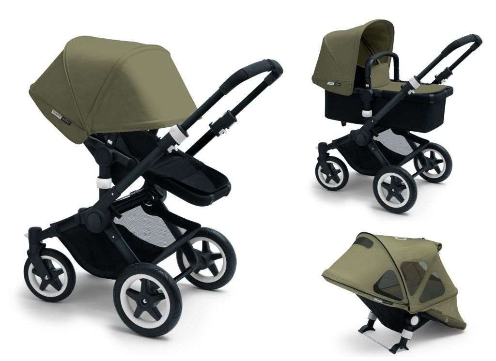 Bugaboo The Stroller Kinderwagens, Bugaboo, Baby spullen