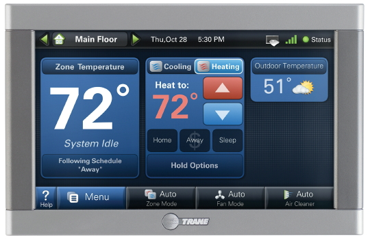LATEST TOP OF THE LINE THERMOSTAT IN WORLD , EXPO TEAM IS