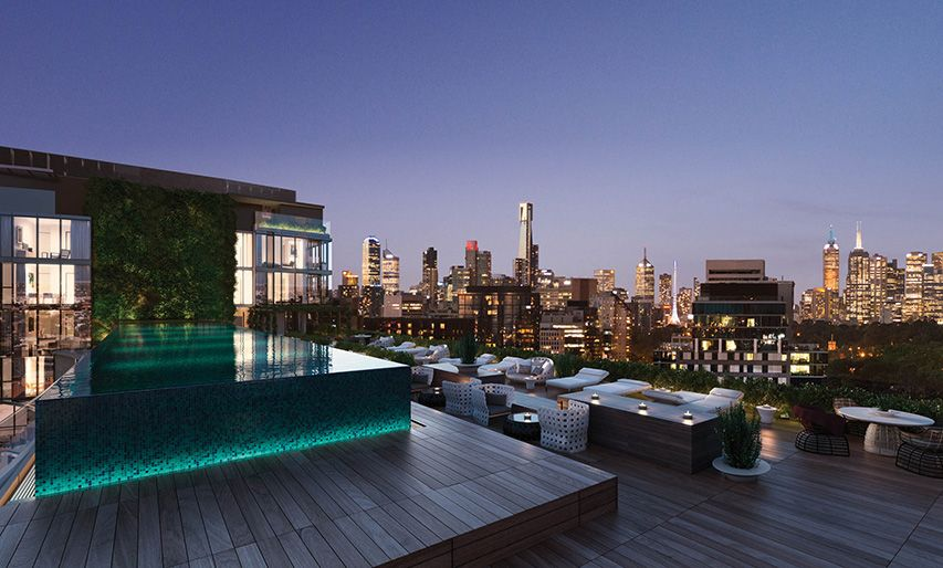 Image Result For Apartment Roof Top Pools Roof Top Pools Pinterest Roof Top Apartments