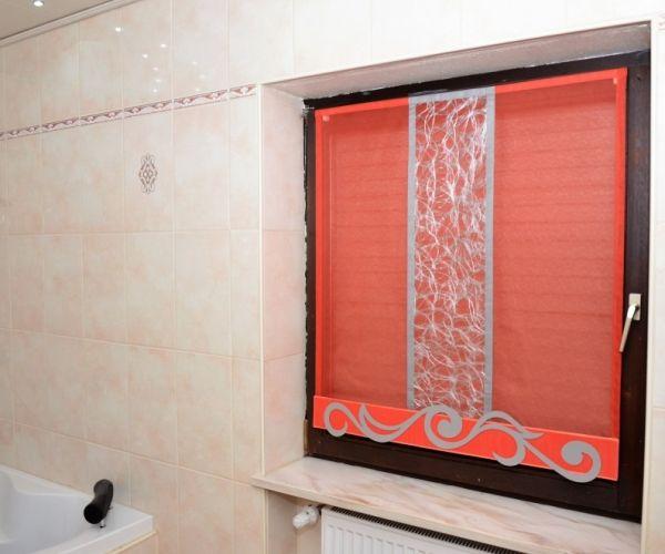 Badezimmer Gardinen Nach Maß Bestellen ✓ Wir Nähen Individuelle Gardinen  Fürs Bad ✂ Modernes Gardinen Design