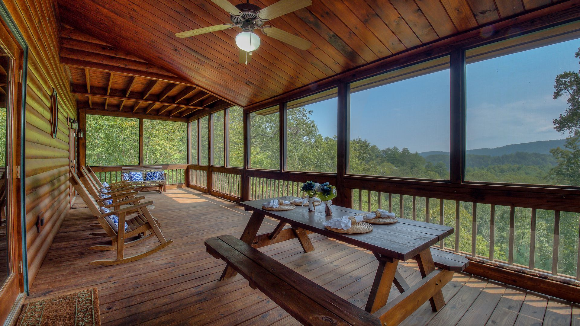 blue in georgia and ridge pin rentals mountains log pinterest the north rental cabin cabins