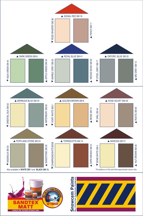 Asian paint colours chart