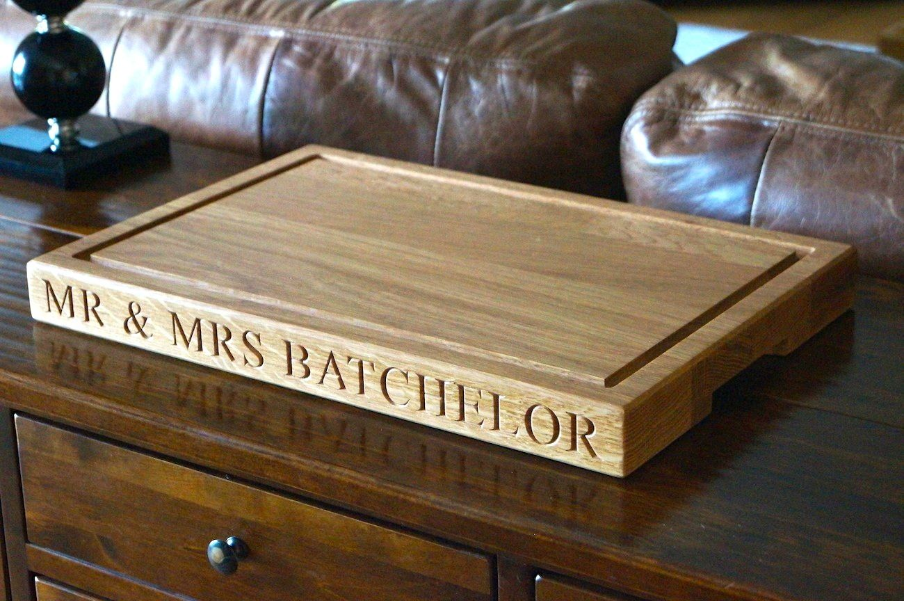 Personalised Wooden Chopping Board Wooden Gifts