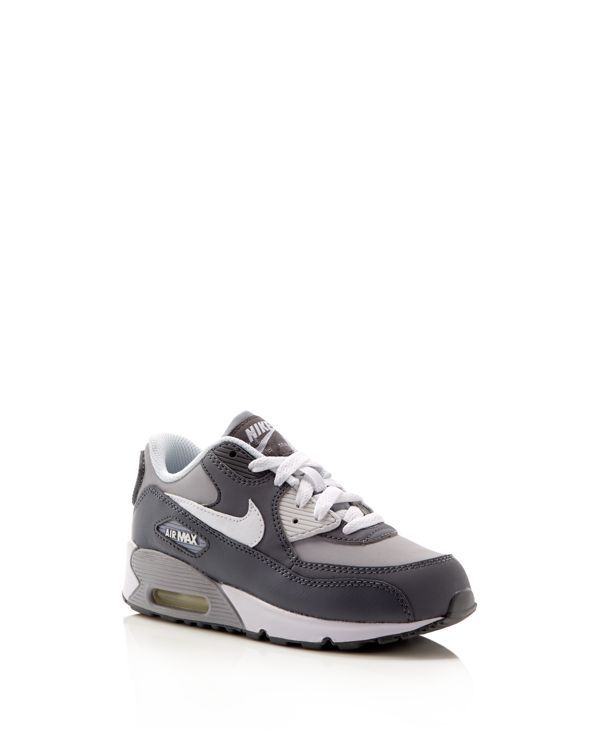 sneakers for cheap 568f8 4f056 Nike Boys  Air Max 90 Lace Up Sneakers - Toddler, Little Kid