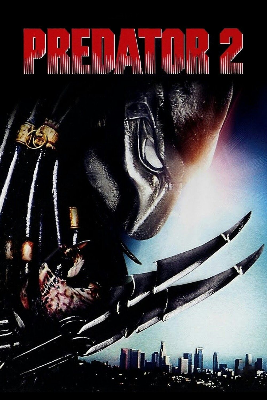 Predator 2 Movie Poster Fantastic Movie Posters Scifi Movie Posters Horror Movie Posters Acti Predator Full Movie Free Movies Online Full Movies Online Free