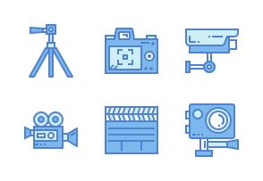 Video Camera Icons By Smalllike Video Camera Camera Icon Camera