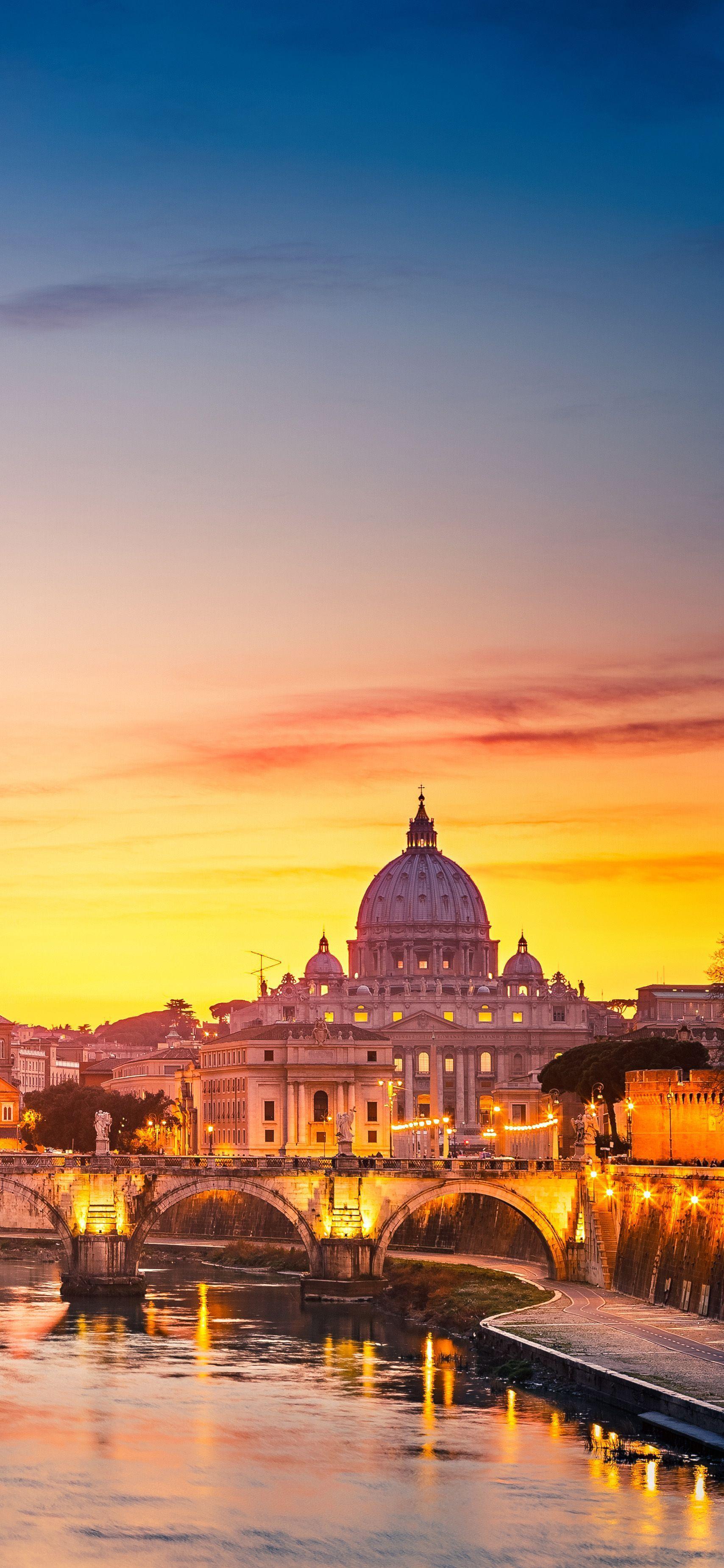 Rome Italy Reisen Erkunden Italien