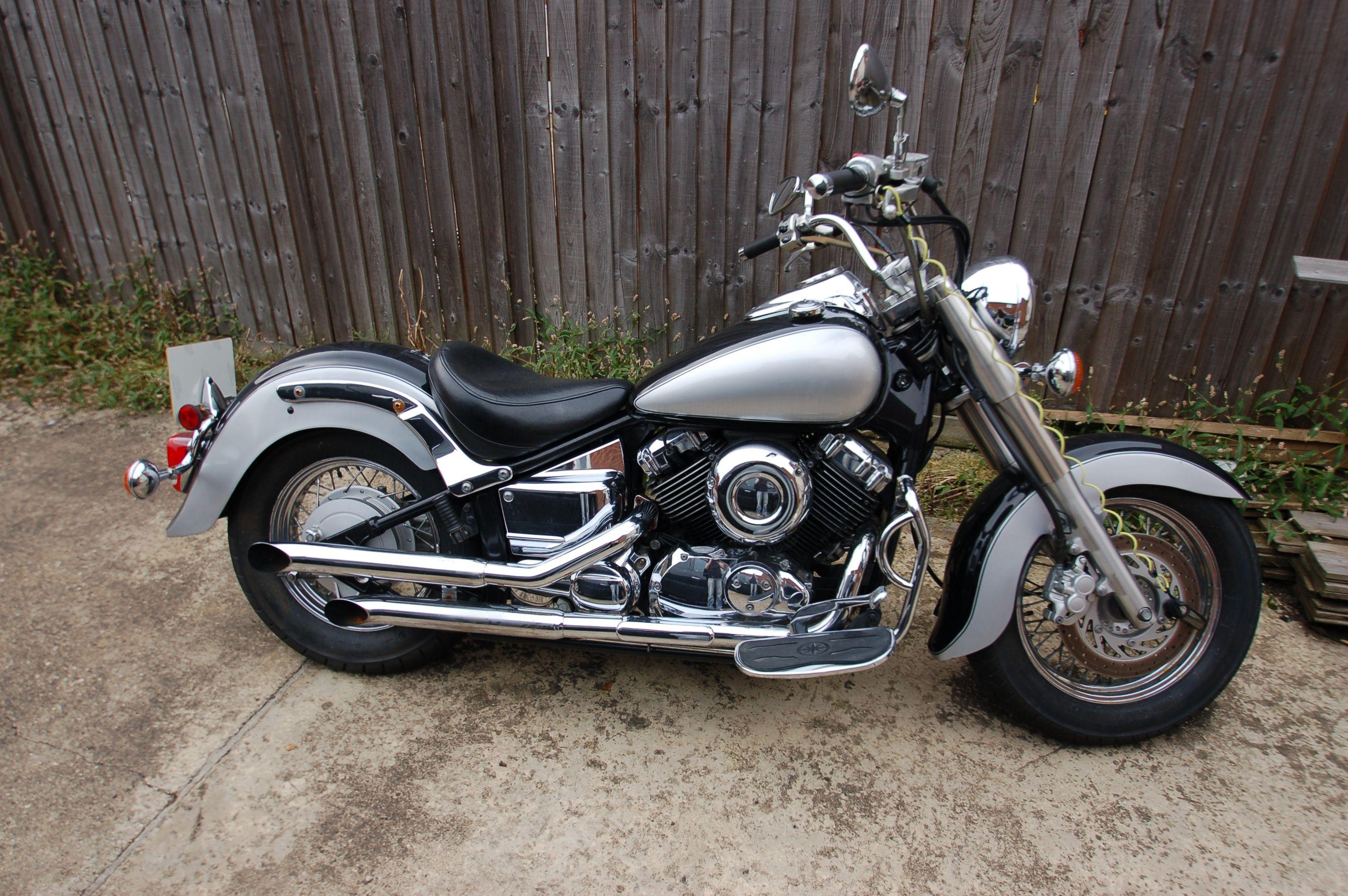my bike yamaha dragstar 650 classic motorcycling. Black Bedroom Furniture Sets. Home Design Ideas