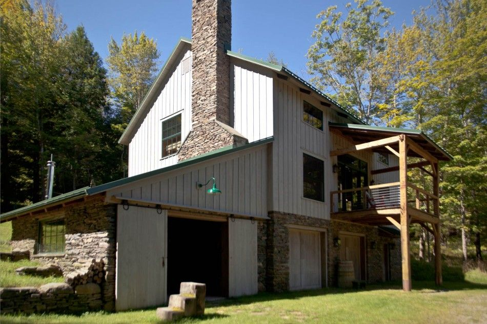 Catskill Barn Home from Heritage Restorations