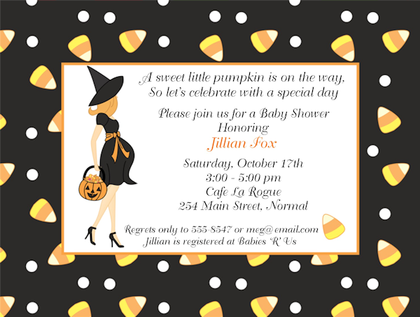 The invites I am useing for my baby shower | Little Pumpkin Baby ...